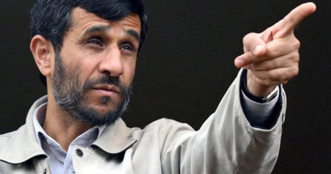 Ahmedinejad'a veto şoku