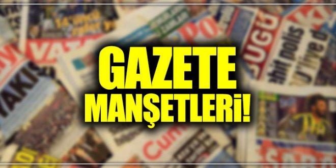 Günün Ulusal Gazete Manşetleri - 21 04 2017