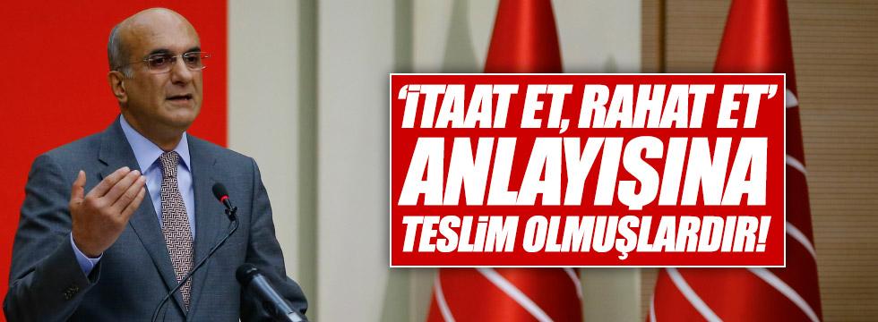 CHP'den red kararına açıklama