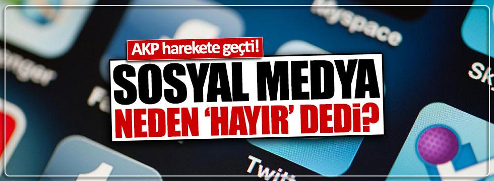 AKP, 'hayır' oylarını araştıracak