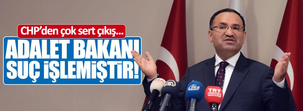 CHP'li Gök'ten Bozdağ'a sert eleştiri