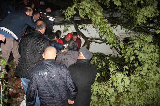 Zonguldak'ta katliam gibi kaza: 10 ölü, 16 yaralı