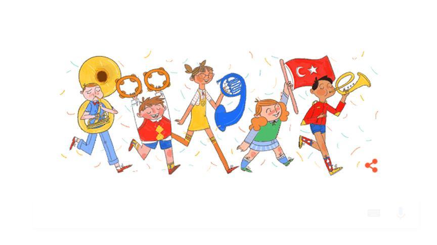 Google, 23 Nisan'ı kutladı!