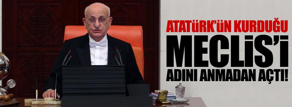 Meclis'te Atatürk tartışması
