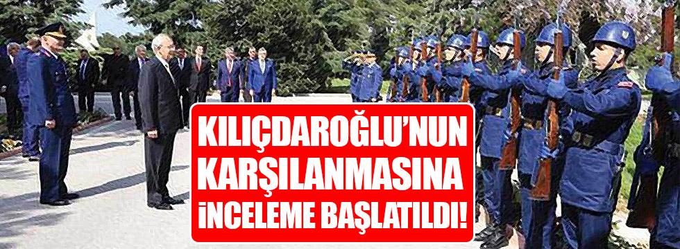 Kılıçdaroğlu'nun karşılanmasında flaş gelişme!