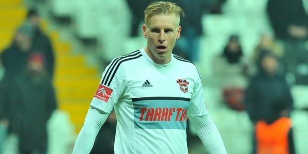 Gaziantepsporlu futbolcu Rajtoral'ın bıraktığı not tercüme edildi