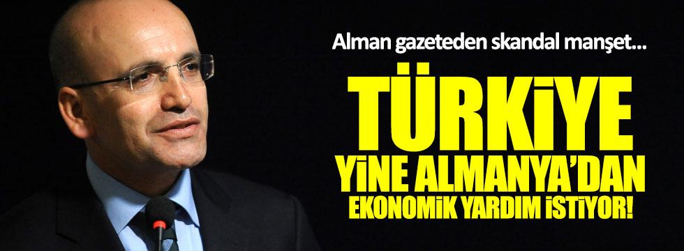 """Bild: """"Türkiye Almanya'dan ekonomik yardım istiyor"""""""