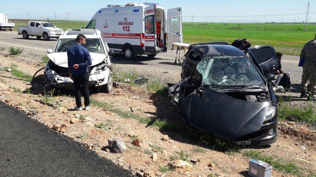Şırnak'ta kaza: 1 polis öldü