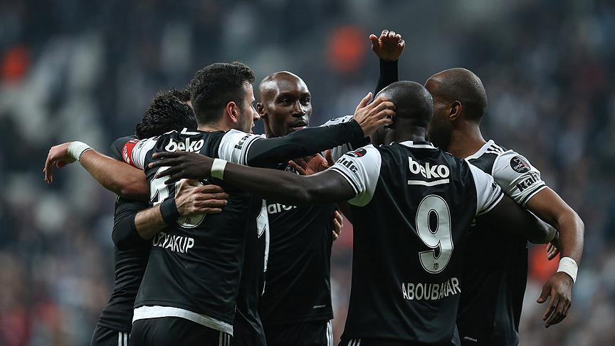Beşiktaş dolu dizgin!
