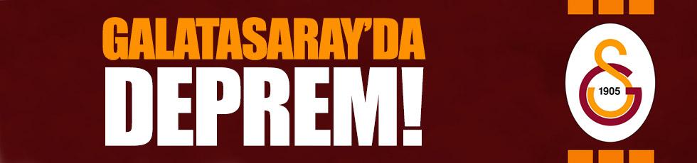 Galatasaray'da Igor Tudor depremi