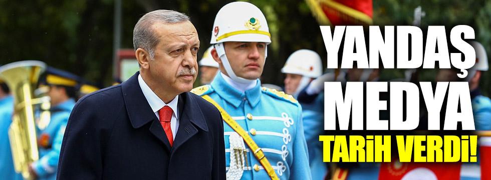 Yandaş medya Erdoğan'ın AKP'nin başına geçeceği tarihi söyledi!