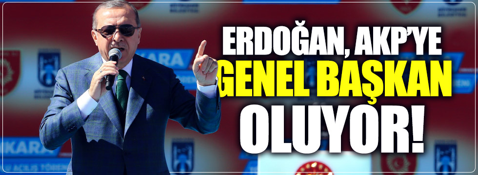AKP kongresi 20-21 Mayıs'ta