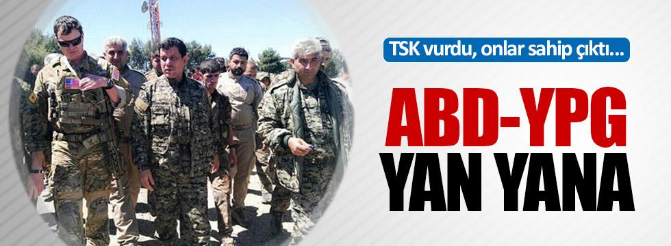 ABD-YPG yan yana