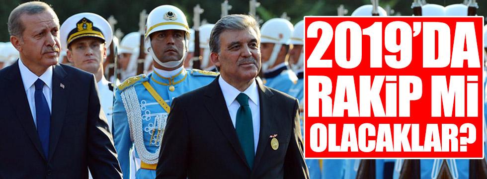 Abdullah Gül, 2019'da Erdoğan'a karşı rakip mi olacak?