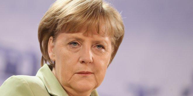 Merkel'den AGİT açıklaması