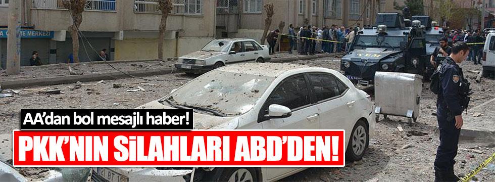 PYD, sınır hattından PKK'ya silah gönderiyor