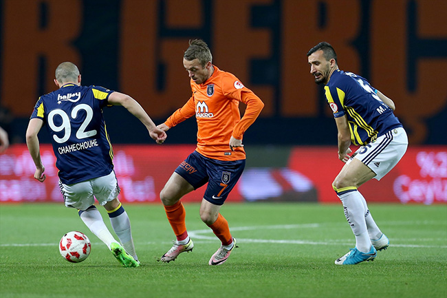 Başakşehir 2-2 Fenerbahçe / Maç Özeti