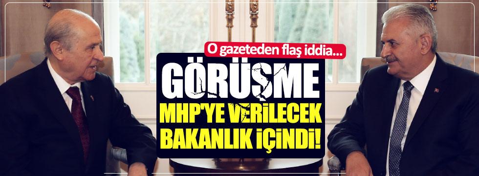 AKP-MHP koalisyon yapacak iddiası