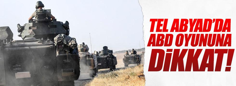 Öztürk: Tel Abyad'da ABD oyununa dikkat