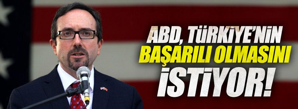 """Bass: """"ABD Türkiye'nin başarılı olmasını istiyor"""""""