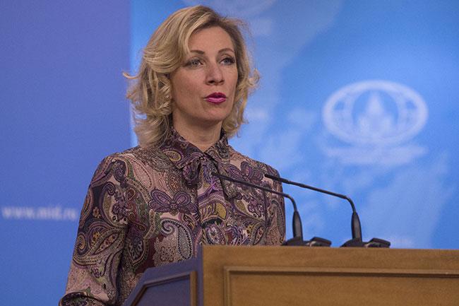 Zaharova: Türkiye'den endişeliyiz!