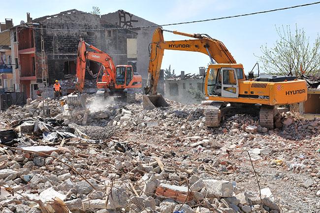 500 bin bina kentsel dönüşüme uğrayacak