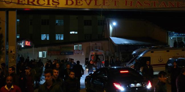 Korucular, PKK'lılarla çatıştı