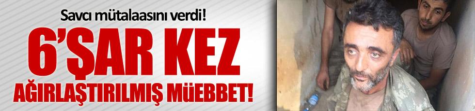 Erdoğan'a suikast davasında 6'şar kez müebbet istemi