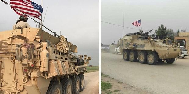 ABD, PKK'ya canlı kalkan oldu!