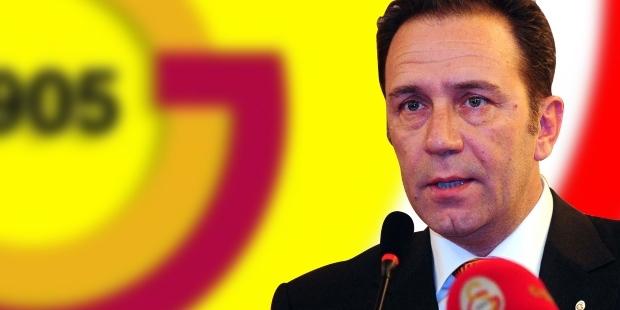 Galatasaray'da ilk başkan adayı