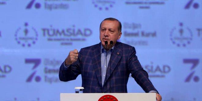 Erdoğan'dan Sincar açıklaması