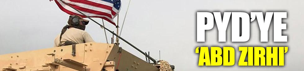 PYD'ye 'ABD zırhı'