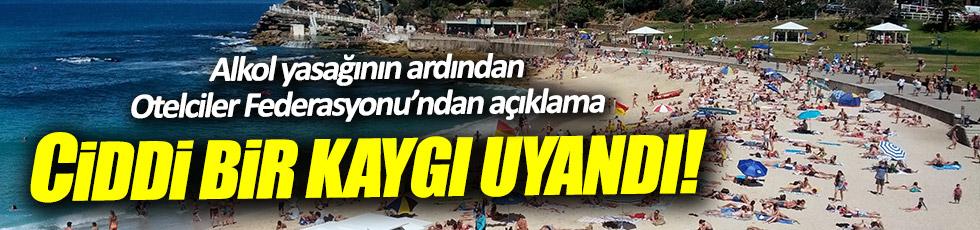 Türkiye Otelciler Federasyonu'ndan 'alkol yasağı' açıklaması