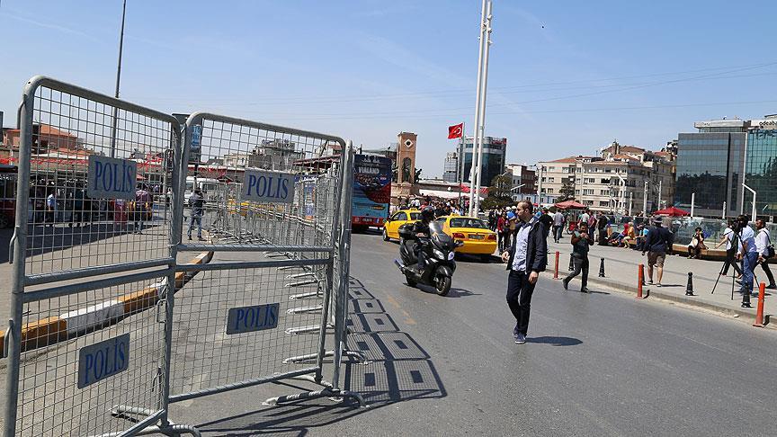 İstanbul'da trafiğe kapatılan caddeler!