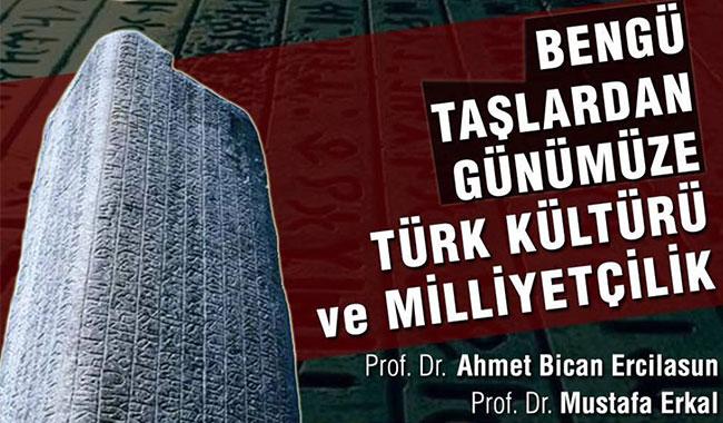 Ercilasun, 3 Mayıs'ta Ankara'da
