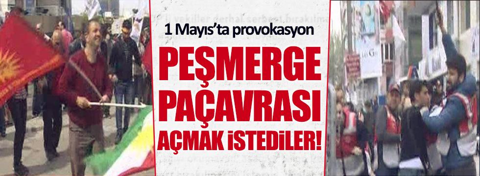 1 Mayıs'ta PKK provokasyonu