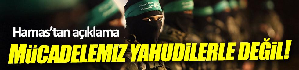Hamas, yeni siyaset belgesini açıkladı