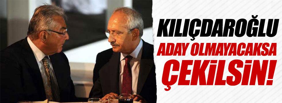 Baykal, Kılıçdaroğlu ile yaptığı kritik görüşmeyi anlattı