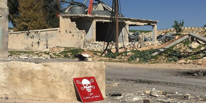 Suriye'deki kimyasal silah saldırıları belgelendi