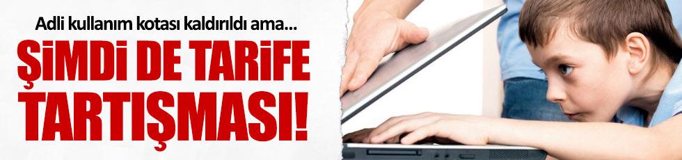 BTK'dan internet tarifesi açıklaması