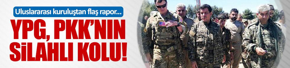 """UKG: """"YPG, PKK'nın Suriye kolu"""""""