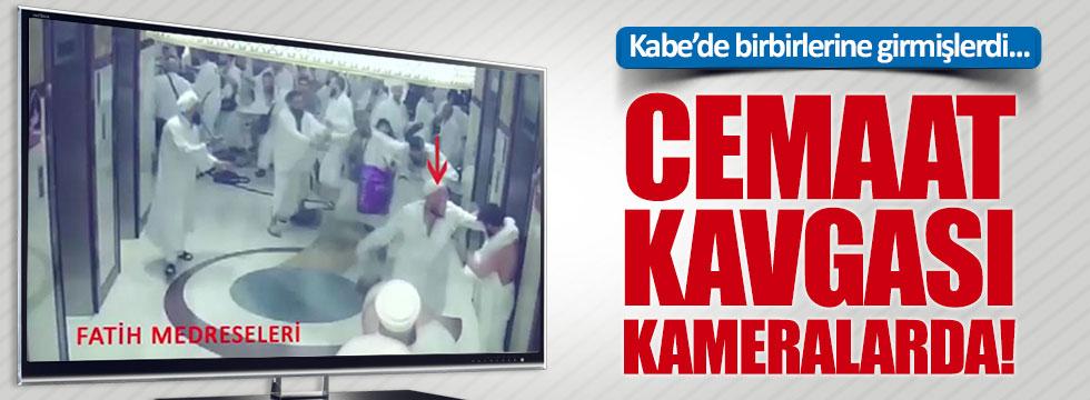KIYAMDER ve Fatih Medreseleri'nin kavga görüntüleri ortaya çıktı