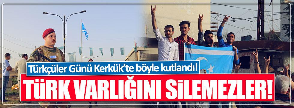 Kerkük'te Türkçüler Günü