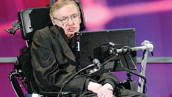 Hawking: Dünyayı 100 yıl içerisinde terk etmeliyiz