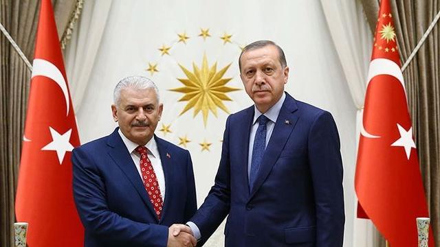 Erdoğan-Yıldırım görüşmesi iptal edildi