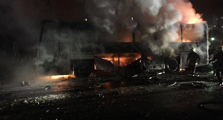 Merasim Sokak saldırısı sanığı tahliye edildi
