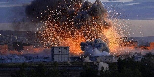 Musul'da okulu vurdular! 81 ölü