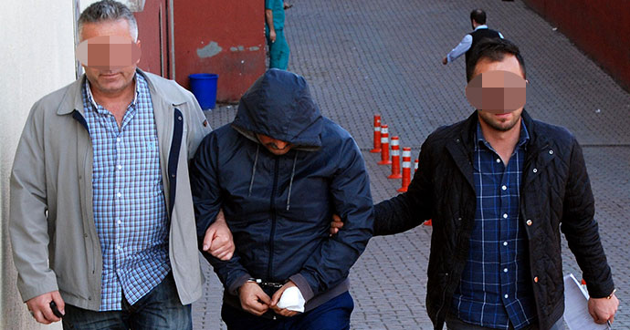 Kayseri'de öğretmenlere operasyon!