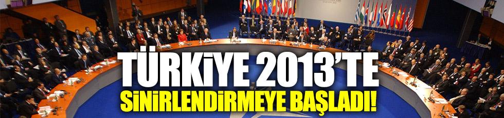 """""""Türkiye NATO'yu sinirlendirmeye 2013'te başladı"""""""