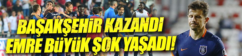 Emre Belözoğlu'na Antalya'da şok tepki